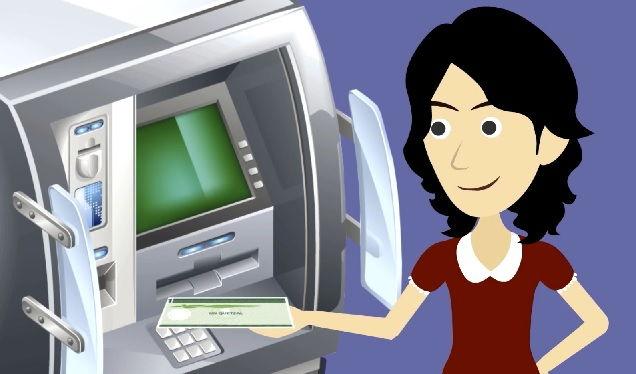 Disponer dinero en Cajeros