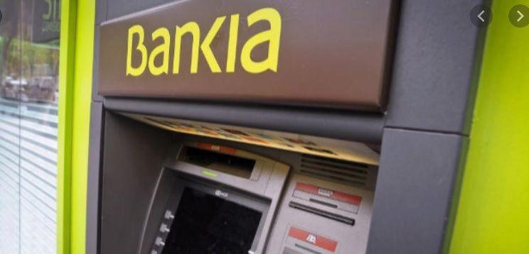 Dinero sin Tarjeta Bankia